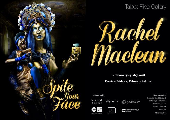 Rachel Maclean's Spite Your Face